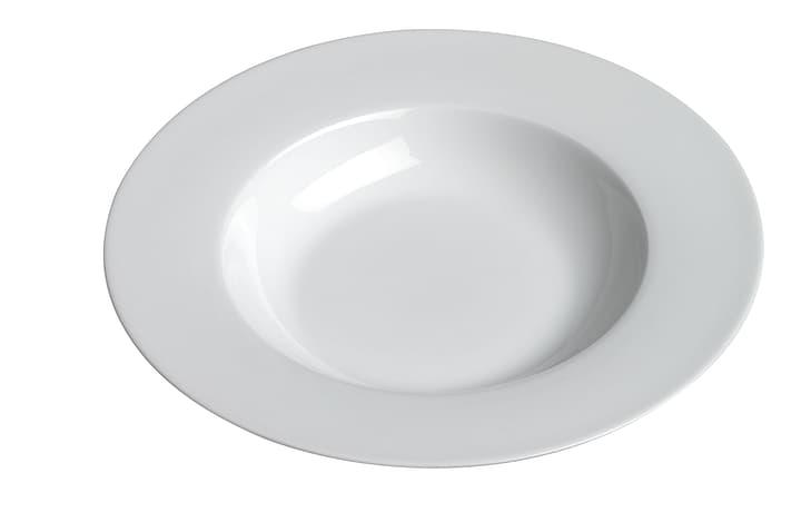 MODESTA Assiette creuse 440200900922 Couleur Blanc Dimensions H: 3.5 cm Photo no. 1