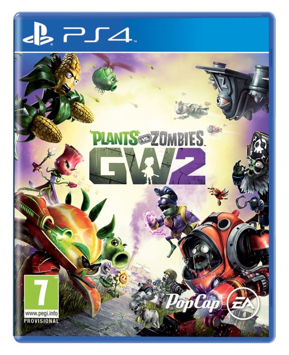 PS4 - Plants vs. Zombies: Garden Warfare 2 785300120660 Bild Nr. 1