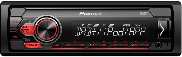 MVH-S210DAB-AN Autoradio Pioneer 785300144139 N. figura 1