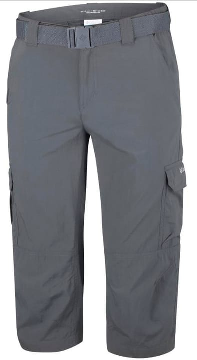 Silver Ridge II Capri Pantalon de trekking pour homme Columbia 462774800686 Couleur antracite Taille XL Photo no. 1