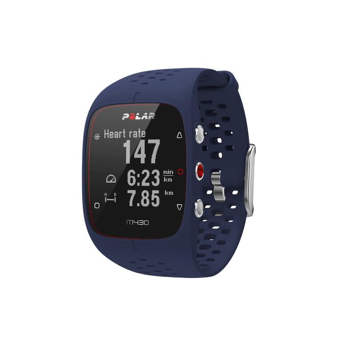 M430 Cardiofréquencemètre Polar 463011500022 Couleur bleu foncé Taille One Size Photo no. 1