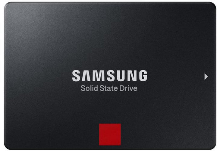 "SSD 860 PRO 2 TB Basic 2.5"" Disque Dur Interne SSD Samsung 785300132514 Photo no. 1"