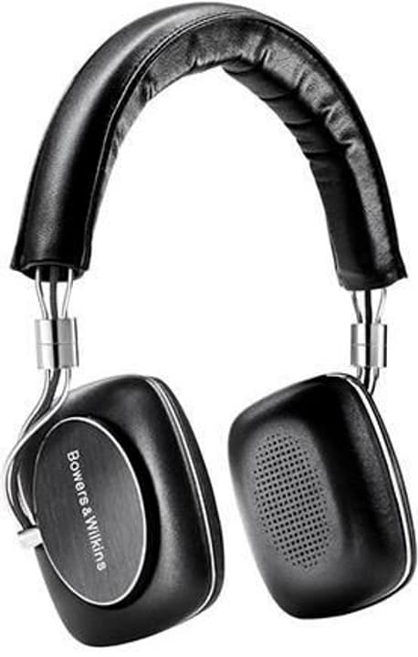 P5 Serie 2 - Nero Cuffie On-Ear Bowers & Wilkins 772777000000 N. figura 1