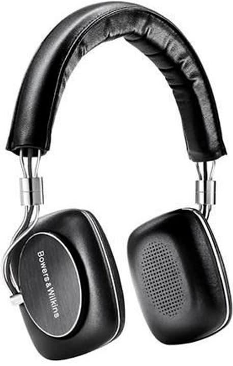 P5 Serie 2 - Schwarz On-Ear Kopfhörer Bowers & Wilkins 772777000000 Bild Nr. 1