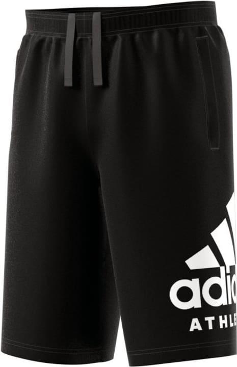 Id Alogo Short Short pour homme Adidas 462377900320 Couleur noir Taille S Photo no. 1