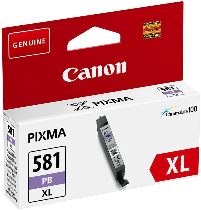 CLI-581XL Tinte Photo Black Canon 798542700000 Bild Nr. 1