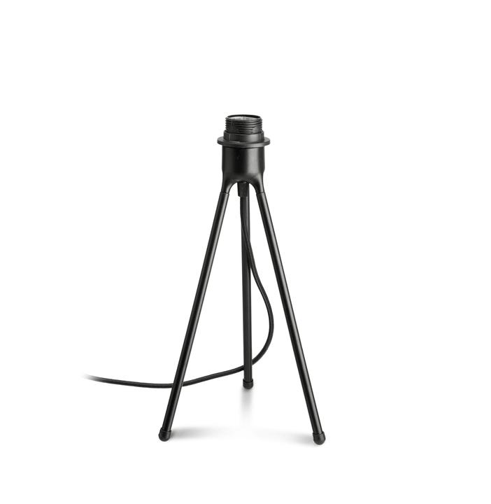 TRIPOD Pied pour lampes de table 380024000000 Dimensions L: 19.0 cm x P: 19.0 cm x H: 36.0 cm Couleur Noir Photo no. 1