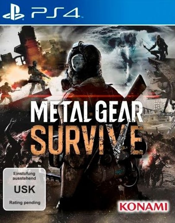 Metal Gear Survive [PS4] (I) Fisico (Box) 785300131158 N. figura 1