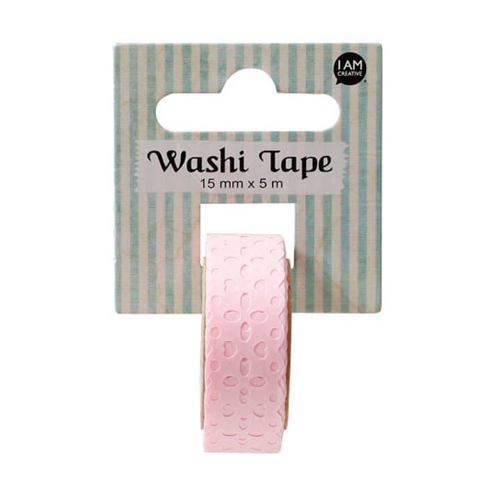 Washi Tape Lace I AM CREATIVE 666125200000 Bild Nr. 1