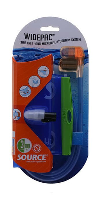 Widepac 3.0 Sistema di idratazione Source 470606700000 N. figura 1