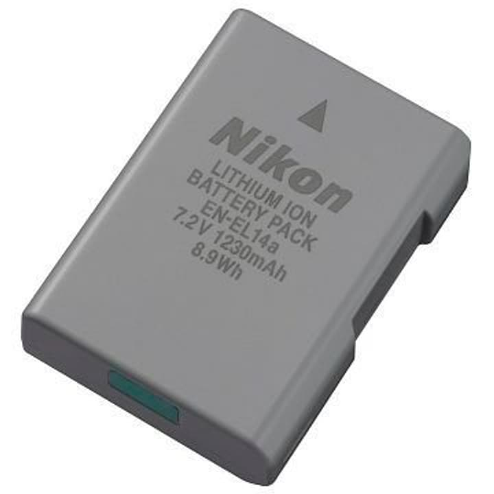EN-EL14a Lithium-Ionen Akku Nikon 793137000000 Photo no. 1