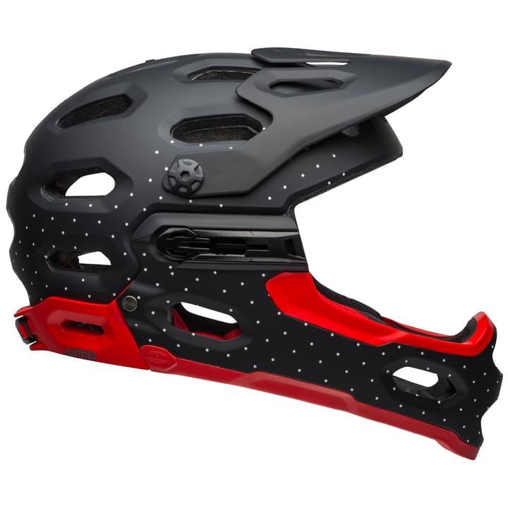 Super 3R MIPS Helmet casque de vélo Bell 461881355030 Couleur rouge Taille 55-58 Photo no. 1
