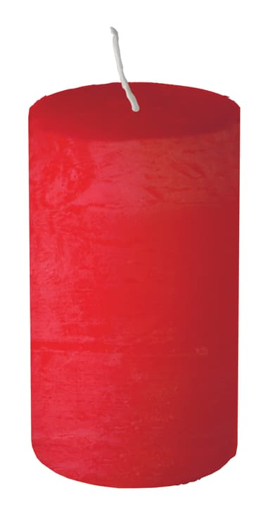 BAL Bougie cylindrique 440582901130 Couleur Rouge Dimensions H: 10.0 cm Photo no. 1