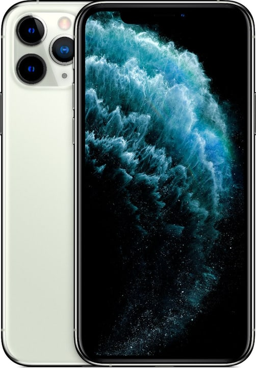 iPhone 11 Pro 512GB Silver Smartphone Apple 794646300000 Couleur argent Photo no. 1