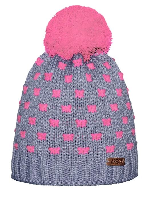 Bonnet pour fille Areco 472360149038 Couleur rose Taille 49 Photo no. 1
