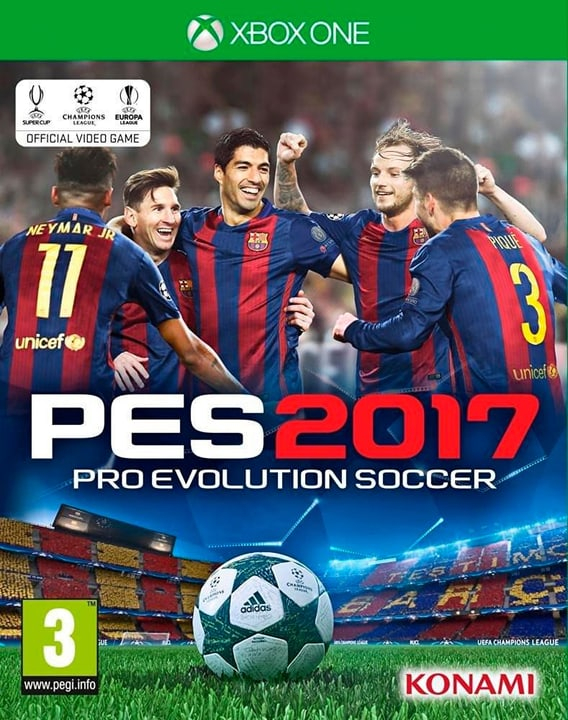 Xbox One - PES 2017 Pro EvolutSoccer 2017 785300121316 Photo no. 1
