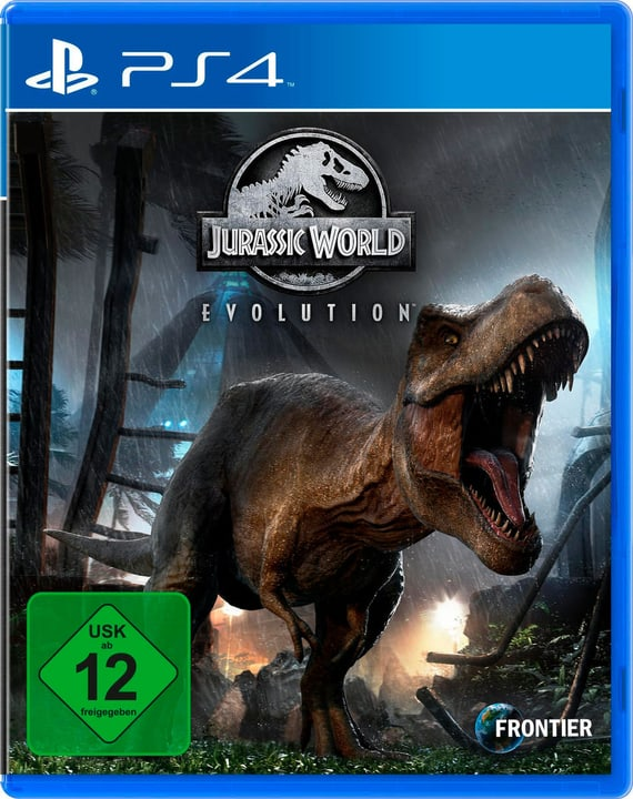 PS4 - Jurassic World Evolution (D) Box 785300135394 N. figura 1