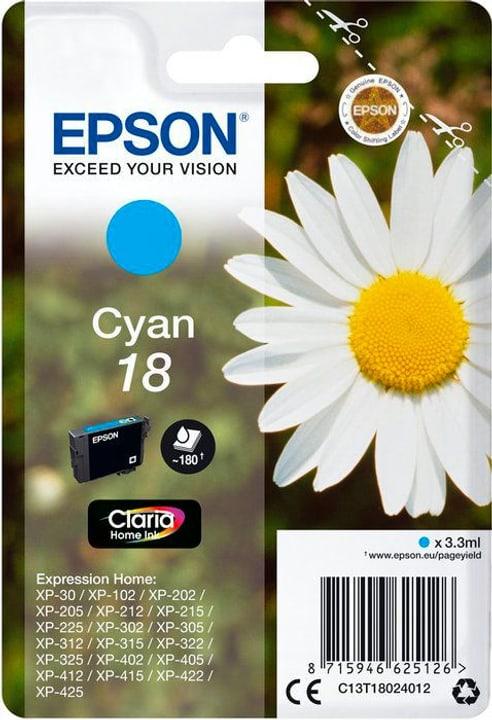 T180240 cartouche d'encre cyan Cartouche d'encre Epson 796081800000 Photo no. 1