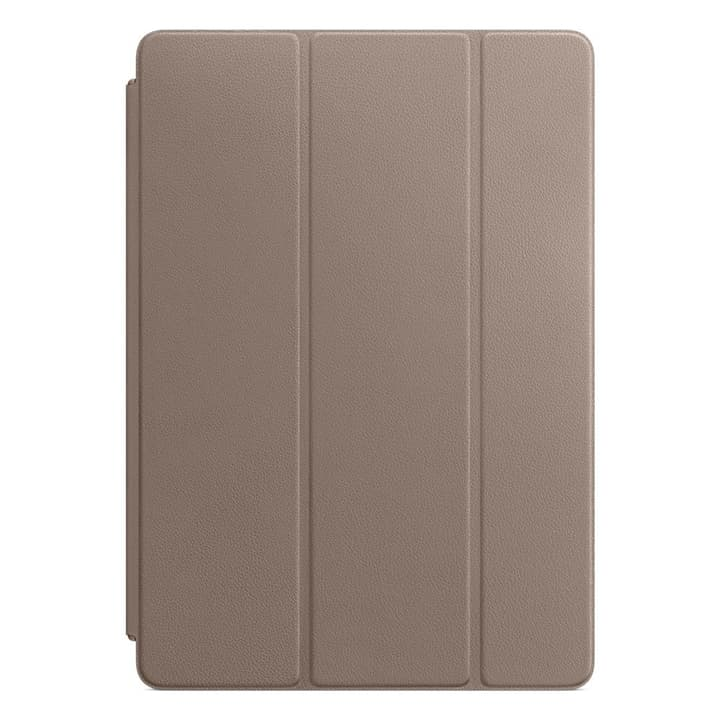 Smart Cover en cuir pour iPad Pro 10,5 pouces - Taupe Apple 785300128584 Photo no. 1