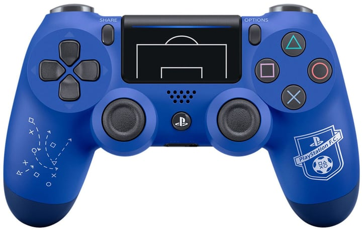 PS4 Dualshock Controller PlayStation F.C. Limited Edition Manette Sony 785534500000 Photo no. 1