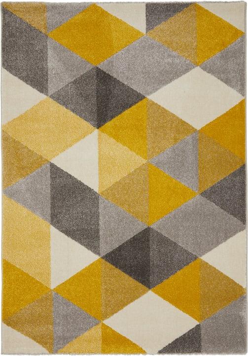 HEINZ Teppich 411982012050 Farbe gelb Grösse B: 120.0 cm x T: 170.0 cm Bild Nr. 1