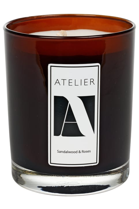 ATELIER Bougie parfumée 440710600000 Arôme Sandalwood & Roses Dimensions H: 8.7 cm Photo no. 1