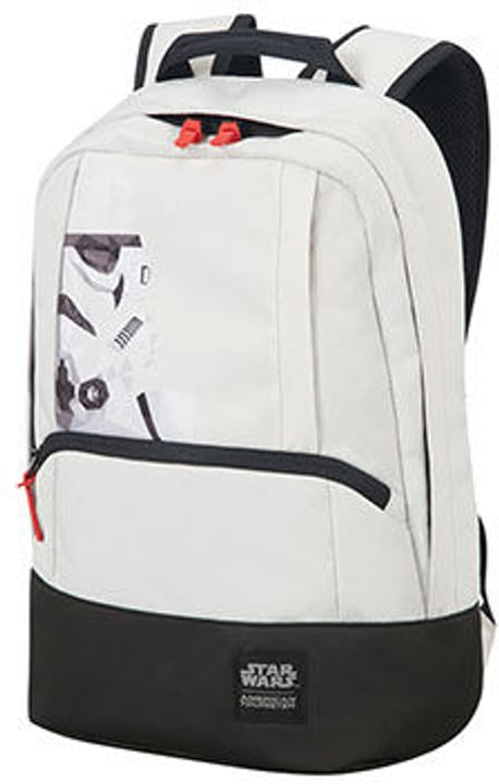 Star Wars Backpack S - Stormtrooper Geometric Box American Tourister 785300131393 Bild Nr. 1