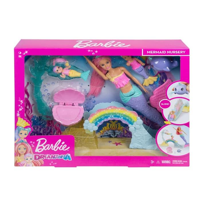 Barbie Coffret Dreamtopia Sirènes 748096800000 Photo no. 1