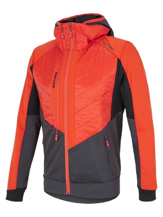 Nalik Jacket Herren-Jacke Ziener 498524505430 Farbe rot Grösse 54 Bild-Nr. 1