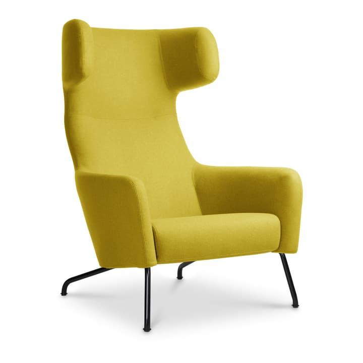 SENADO Sessel 360021496529 Grösse B: 79.0 cm x T: 96.0 cm x H: 107.0 cm Farbe Gelb Bild Nr. 1