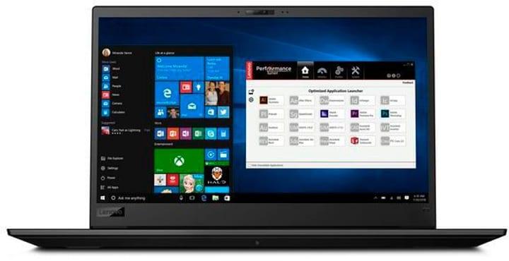 ThinkPad P1 Mobile Workstation Notebook Lenovo 785300145476 Bild Nr. 1