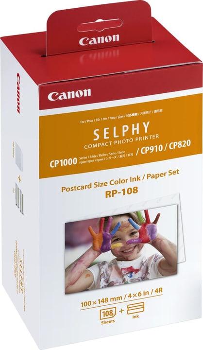 Canon Rp-108 Cartouches d'encre/Papierset
