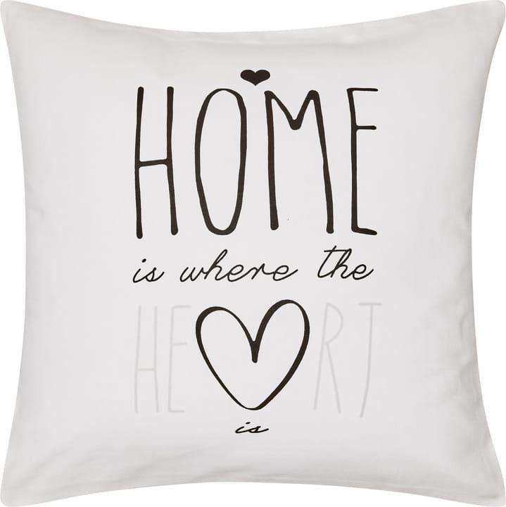 BELEN Fodera per cuscino decorativo 450758340810 Colore Bianco Dimensioni L: 45.0 cm x A: 45.0 cm N. figura 1