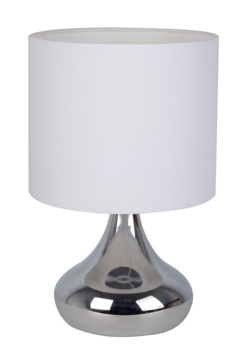ORIANA Lampe de table  chromé 421224800080 Dimensions H: 31.0 cm x D: 20.0 cm Couleur Métal chromé Photo no. 1