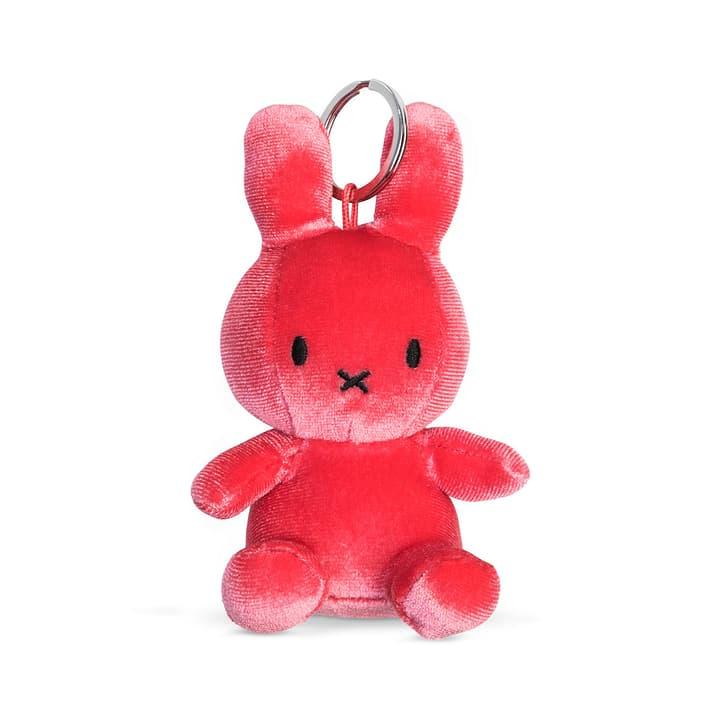 MIFFY animale di peluche 370001400037 Dimensioni A: 10.0 cm Colore Rosa vivo N. figura 1