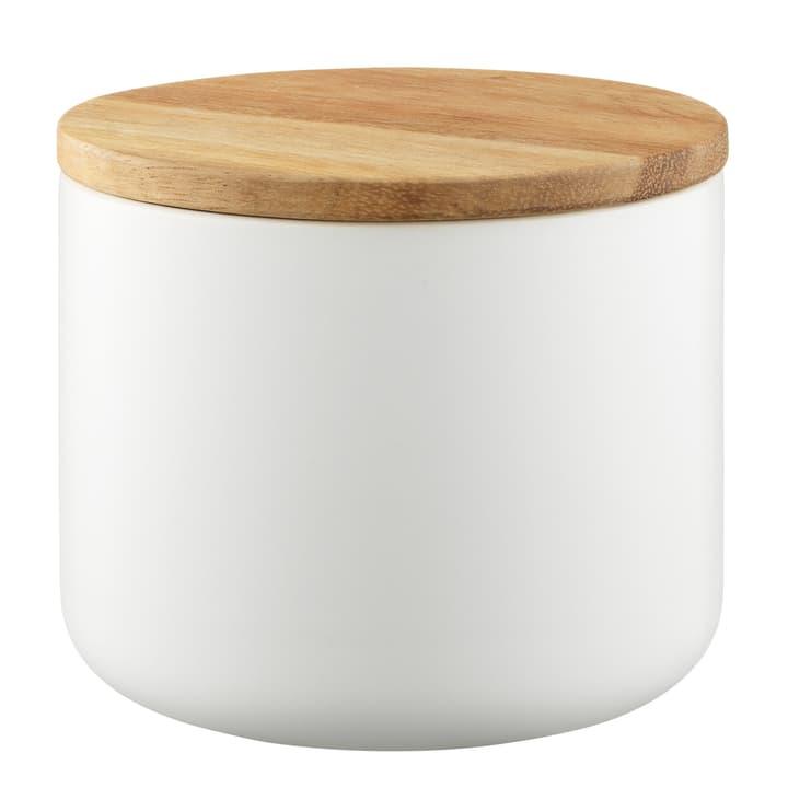 CESARIO Boîte de conservation 441085500310 Couleur Blanc Dimensions H: 9.5 cm Photo no. 1