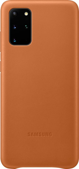 Hard-Cover Leather brown Coque Samsung 785300151157 Photo no. 1