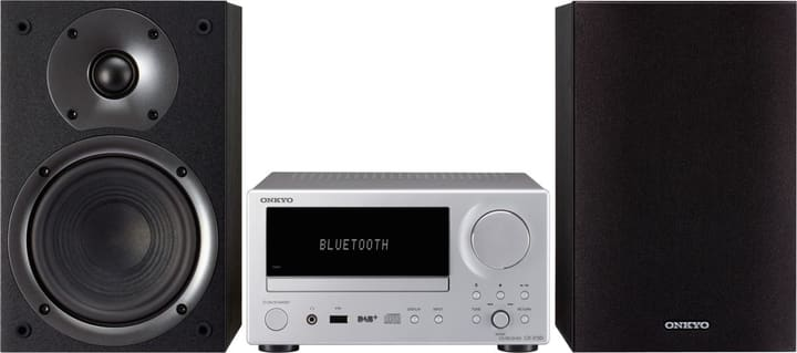 CS-375D-SB Chaînes HiFi compactes Onkyo 772143500000 Photo no. 1
