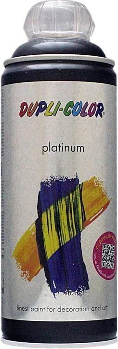 Peinture en aérosol Platinum brillante Dupli-Color 660826300000 Couleur Noir Contenu 400.0 ml Photo no. 1