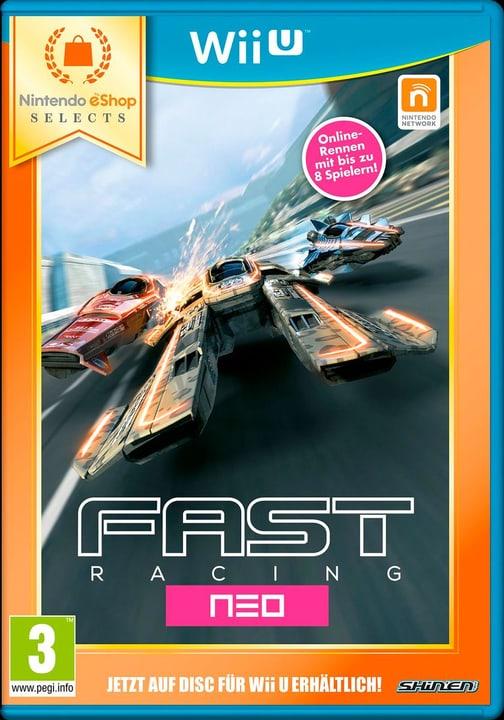 Wii U - FAST Racing NEO eShop Selects 785300121293