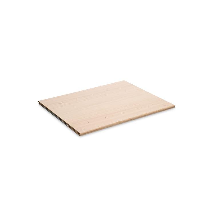 VIDO Tablar / Trennwand A2 362013720512 Grösse B: 37.2 cm x T: 31.0 cm x H: 1.2 cm Farbe Eiche Bild Nr. 1