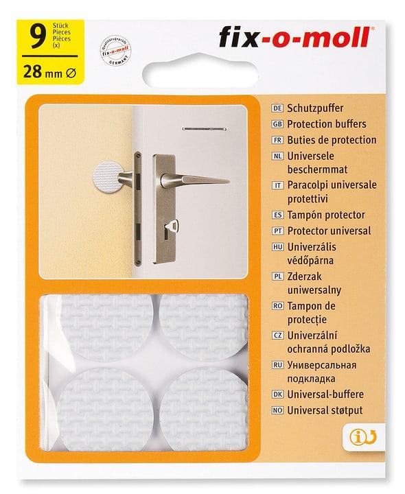 Tappeti protettivi Ø 28 mm 9 x Fix-O-Moll 607084000000 N. figura 1