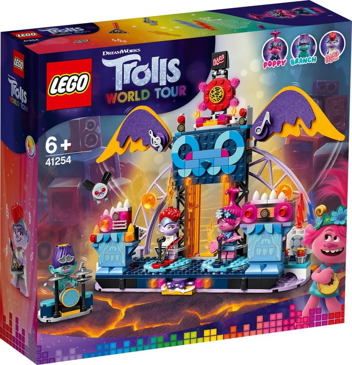 LEGO TROLLS 41254 Flame 748737700000 Photo no. 1