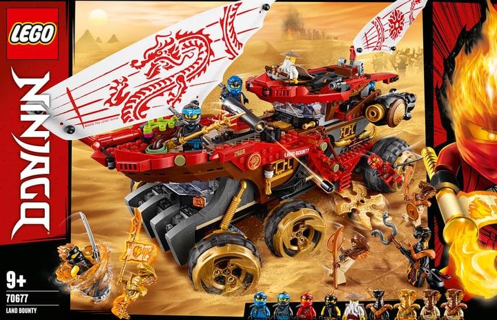 LEGO NINJAGO 70677 ShuriCopter 748896400000 Photo no. 1
