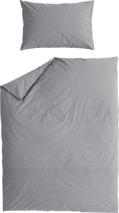 GRACIELA Perkal-Kissenbezug 451276910620 Farbe Schwarz Grösse B: 65.0 cm x H: 65.0 cm Bild Nr. 1