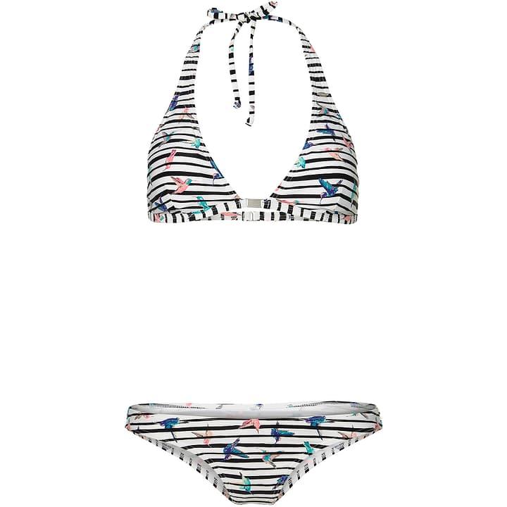 PW HALTER BIKINI Bikini pour femme O'Neill 463109703610 Couleur blanc Taille 36 Photo no. 1