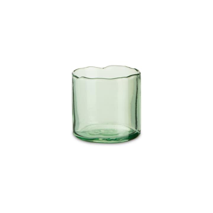 TAMI Teelichthalter 390237800000 Grösse H: 7.5 cm Farbe Grün Bild Nr. 1