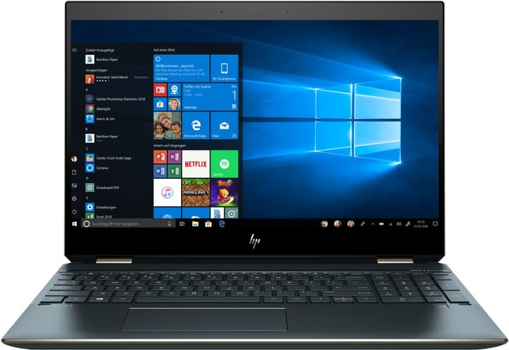 Spectre x360 Convertible 15-df0306nz Convertible HP 798459300000 N. figura 1