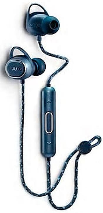 AKG N200 Wireless BT - Blue Casque In-Ear Akg 785300145101 Photo no. 1
