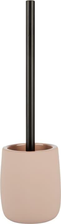 LORIS Spazzola per WC 442087400138 Dimensioni L: 10.7 cm x P: 10.7 cm x A: 13.2 cm Colore Rosa N. figura 1